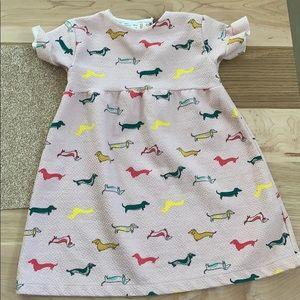 Zara Dachshund Dog Dress - Size 3/4